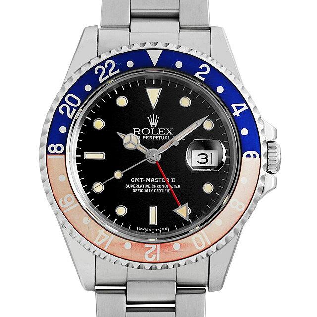 腕時計, メンズ腕時計 60 GMTII 16710 X (0063ROAU0519)