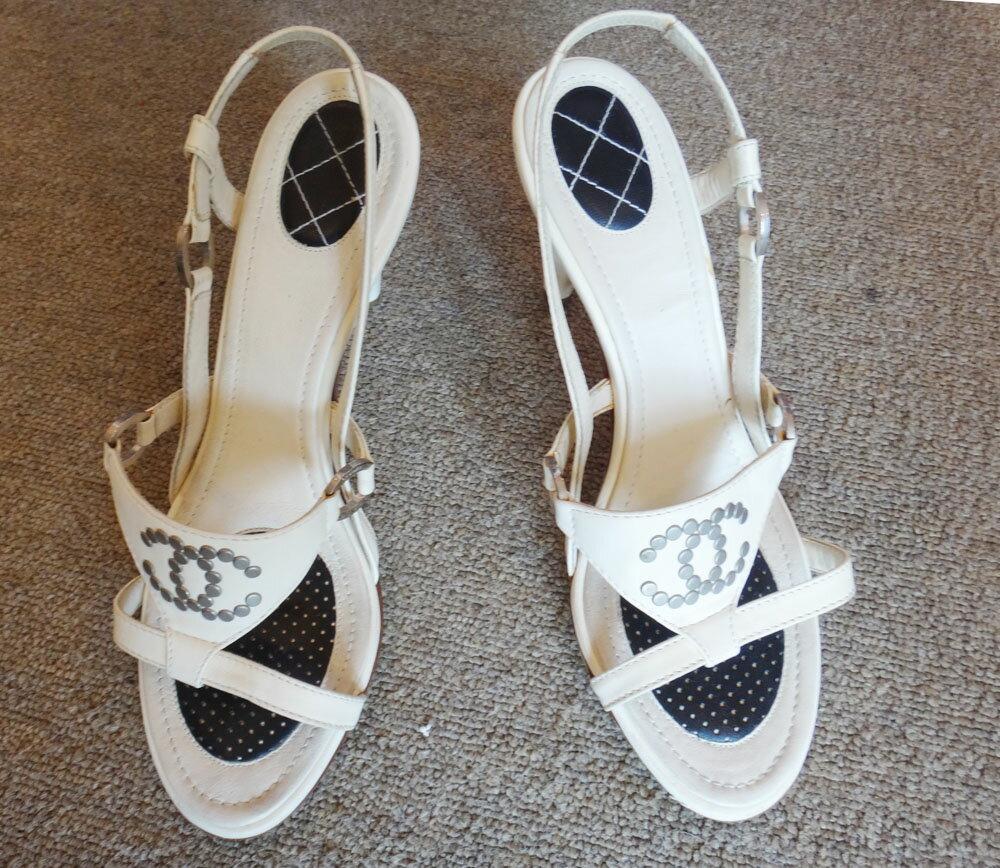 レディース靴, パンプス CHANEL 24 23-23.5 c-005