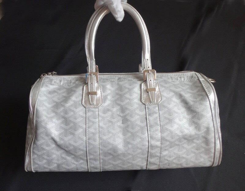 男女兼用バッグ, ボストンバッグ GOYARD 35 PVC t1001708 00