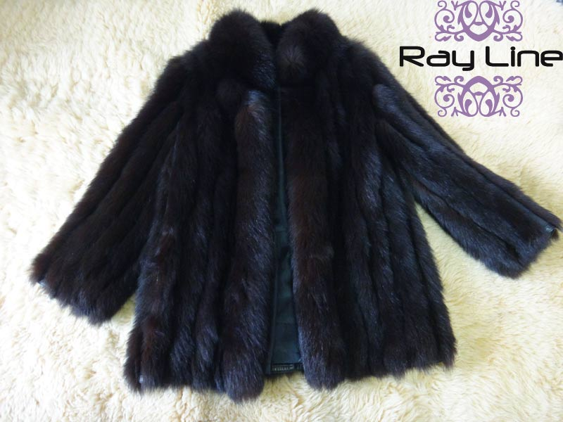 レディースファッション, コート・ジャケット  FOX t-003MINK SAGAFOX FOX FOX FOX SAGA MINKSAGA MINK