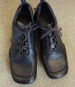 10%OFF VERSACE ヴェルサーチ 紳士靴 メンズくつ メンズスニーカー 黒 42サイズ イタリア製【中古】t-005 00 t1000651