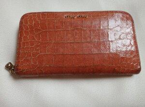 29c9f19178b3 ミュウミュウ(MIUMIU) 中古 財布 | 通販・人気ランキング - 価格.com