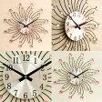 【 Design Wall Clock 】 オシャレな壁掛時計 デザインウォールクロック Sunサン 新品未使用品 t-003△△