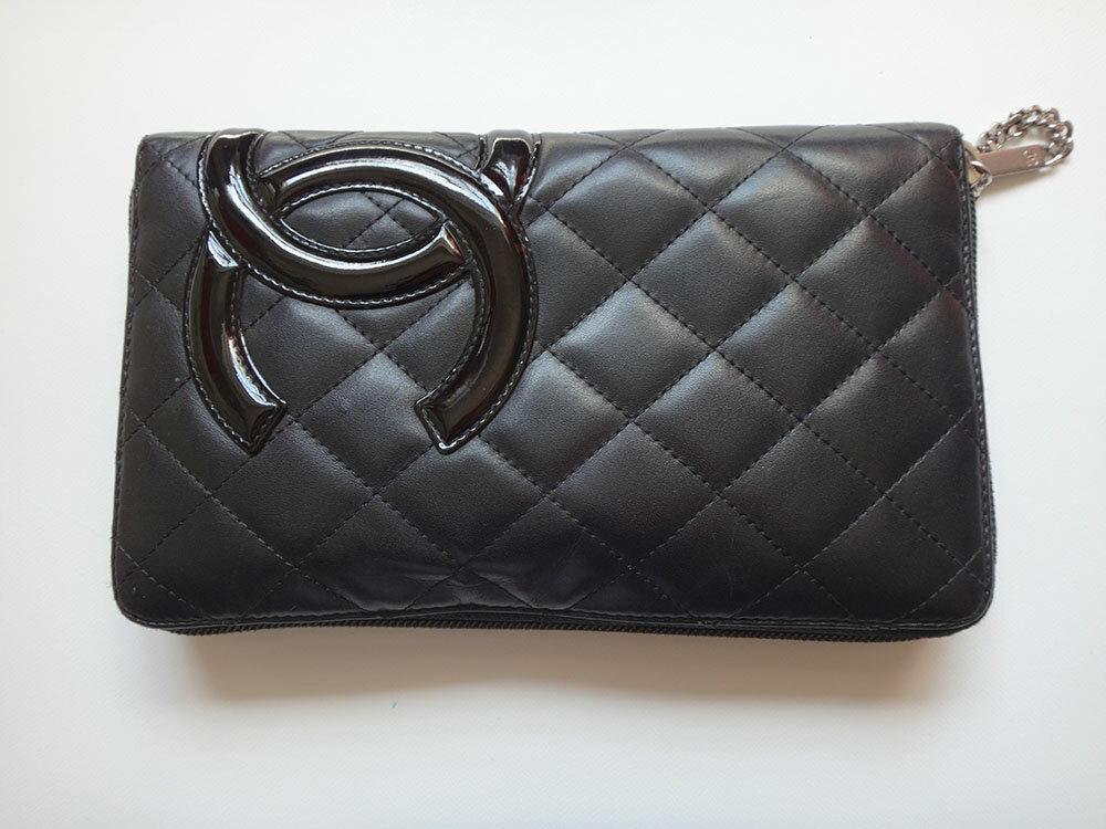 CHANEL wallet 30 CHANEL ZIP c-002 c16-3132 00