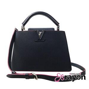 路易·威登(Louis Vuitton)路易威登Parnacea Capsine BB肩背包(手提包)