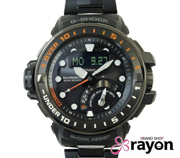 腕時計, メンズ腕時計 CASIO G G-SHOCK SS GWN-Q1000MC-1AJF USED Arayon