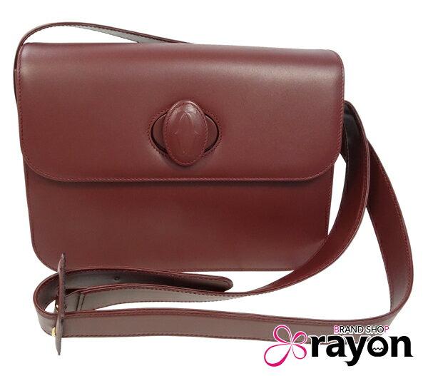 レディースバッグ, ショルダーバッグ・メッセンジャーバッグ Cartier BAG USED Srayon
