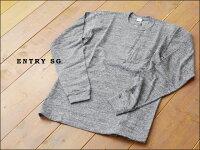 ENTRYSG[エントリーセスジー]PUEBLOT161CBPL[プエブロ]ポケットTシャツとても着心地の良いTシャツ[MEN'S]【あす楽対応】