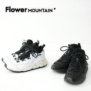 FLOWER MOUNTAIN [フラワーマウンテン] Ms MOHICAN / メンズ モヒカン [FM18-1-005/006] レザースニーカー・ハイテクスニーカー・綺麗目スニーカー・厚底スニーカー・おしゃれスニーカー・革靴・革スニーカー MEN'S