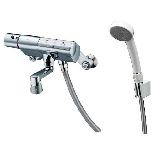 浴室蛇口シャワー金具
