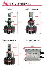 9000lm,LED,ヘッドライト,LEDヘッドライト,H4,Hi/Lo,H8,H11,H16,HB4,HB3,H10,9000ルーメン,45W,フォグランプ,LEDフォグライト,プリウス,アクア,フィット
