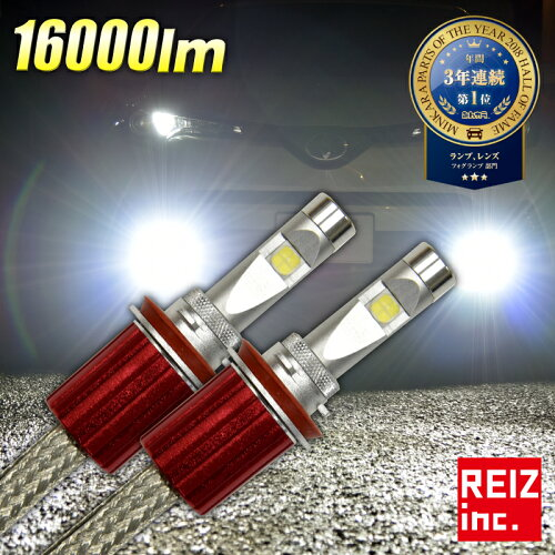 送料無料 LEDヘッドライト フォグランプ ロービーム ハイビーム H7/H8/H11/H16/HB4/HB3/H10/HIR2 1...
