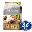 SOLVIDA ソルビダ 室内飼育7歳以上用 3.6kg シニア犬用 ソルビダ(SOLVIDA)【正規品】【オーガニック】