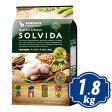 SOLVIDA ソルビダ 室内飼育成犬用 小粒 1.8kg ソルビダ(SOLVIDA)【正規品】【オーガニック】