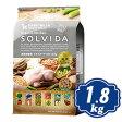 SOLVIDA ソルビダ 室内飼育7歳以上用 1.8kg シニア犬用 ソルビダ(SOLVIDA)【正規品】【オーガニック】