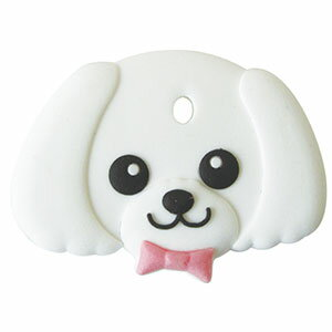 ペットキーカバー 犬 マルチーズ 【メール便可】