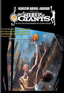 SALE OFF!新品DVD!Kareem Abdul-Jabbar Presents: On The Shoulders Of Giants!