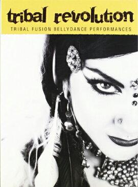 [ベリーダンス] 新品DVD!Tribal Revolution: Tribal Fusion Bellydance Performances