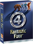 SALE OFF!新品北米版DVD!Fantastic Four - The Complete 1994-95 Animated Television Series!宇宙忍者ゴームズ(ファンタスティック・フォー)