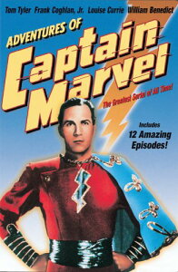 SALE OFF!新品北米版DVD!Adventures of Captain Marvel!