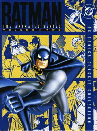 SALE OFF!新品北米版DVD!【バットマン】 Batman: The Animated Series, Volume Two (DC Comics Classic Collection)!