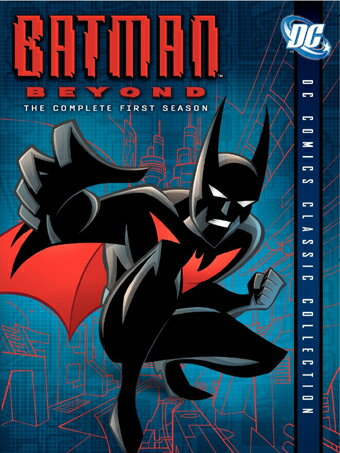 SALE OFF!新品北米版DVD!【バットマン・ザ・フューチャー:シーズン1】 Batman Beyond: Season One (DC Comics Classic Collection)!