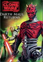 SALE OFF!新品北米版DVD!Star Wars: The Clone Wars Return of Darth Maul