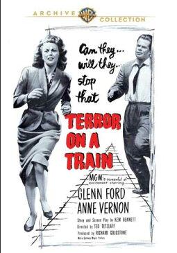 新品北米版DVD!【戦慄の夜行列車】 Terror on a Train!