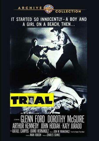 新品北米版DVD!【アメリカの戦慄】 Trial!