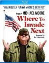 新品北米版Blu-ray!【マイケル・ムーアの世界侵略のススメ】 Where To Invade Next [Blu-ray]!