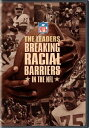 SALE OFF!新品DVD!NFL: The Leaders - Breaking the Racial Barriers in the NFL!