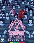 """新品北米版Blu-ray!<梶芽衣子主演""""女囚さそり""""シリーズ全4作(『女囚701号 さそり』『女囚さそり 第41雑居房』『女囚さそり けもの部屋』『女囚さそり 701号怨み節』)> Female Prisoner Scorpion: The Complete Collection!"""