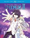 新品北米版Blu-ray!【とある魔術の禁書目録(第2期)】 全24話!