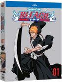 新品北米版Blu-ray!BLEACH ブリーチ【1】第1話〜第27話!