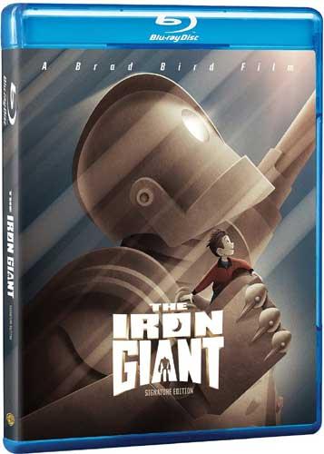 アニメ, 劇場版 SALE OFFBlu-ray The Iron Giant: Signature Edition Blu-ray