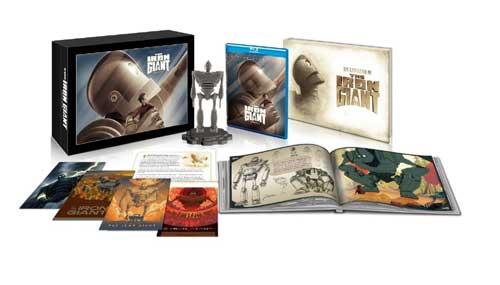 アニメ, 劇場版 SALE OFFBlu-ray The Iron Giant: Signature Edition Ultimate Collectors Edition Blu-ray