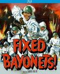 新品北米版Blu-ray!【折れた銃剣】 Fixed Bayonets! [Blu-ray]!<サミュエル・フラー監督作品>