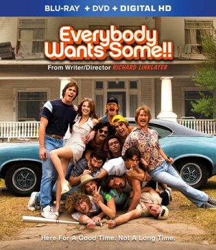 新品北米版Blu-ray!【エヴリバディ・ウォンツ・サム!!】 Everybody Wants Some [Blu-ray/DVD]!<リチャード・リンクレイター監督作品>