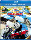 ■予約■SALEOFF!新品北米版Blu-ray!【きかんしゃトーマスザ・グレート・レース】Thomas&Friends:TheGreatRace-TheMovie[Blu-ray/DVD]!