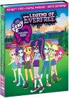 ■予約■SALEOFF!新品Blu-ray!【マイリトルポニー】MyLittlePony:EquestriaGirls:LegendOfEverfree[Blu-ray/DVD]!