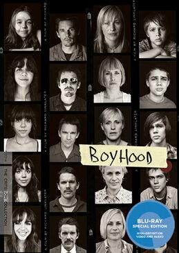 新品北米版Blu-ray!【6才のボクが、大人になるまで。】 Boyhood (The Criterion Collection) [Blu-ray]!<リチャード・リンクレイター監督作品>