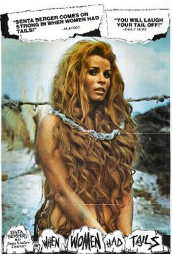 洋画, その他 DVD When Women Had Tails