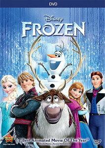 送料⇒メール便180円♪宅配便350円♪SALE OFF!新品北米版DVD!【アナと雪の女王】 Frozen!