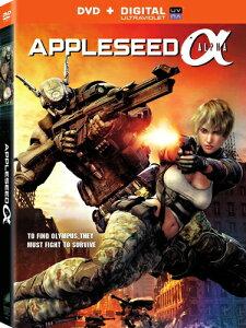 SALE OFF!新品北米版DVD!【アップルシード アルファ】 Appleseed: Alpha!
