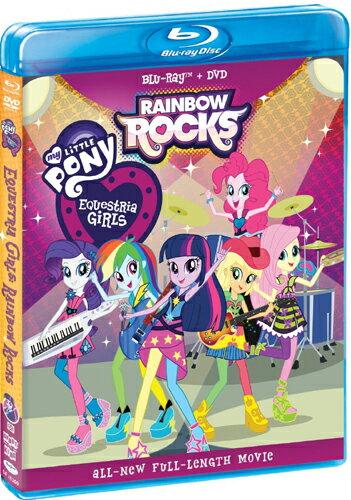 海外アニメ, 作品名・ま行 SALE OFFBlu-ray My Little Pony Equestria Girls: Rainbow Rocks Blu-rayDVD