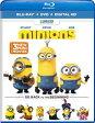 SALE OFF!新品北米版Blu-ray!【ミニオンズ】 Minions [Blu-ray/DVD]!