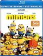SALE OFF!新品北米版Blu-ray 3D!【ミニオンズ 3D】 Minions [Blu-ray 3D/Blu-ray/DVD]!