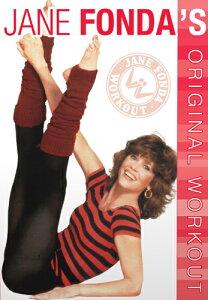 SALE OFF!新品北米版DVD!Jane Fonda's Original Workout!<ジェーン・フォンダ/エアロビクス>
