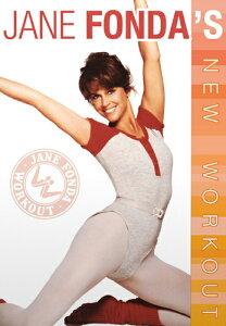 SALE OFF!新品北米版DVD!Jane Fonda's New Workout!<ジェーン・フォンダ/エアロビクス>