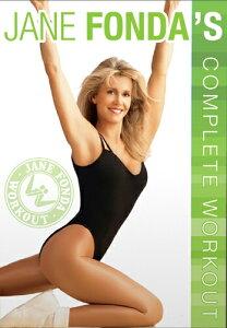 SALE OFF!新品北米版DVD!Jane Fonda's Complete Workout !<ジェーン・フォンダ/エアロビクス>
